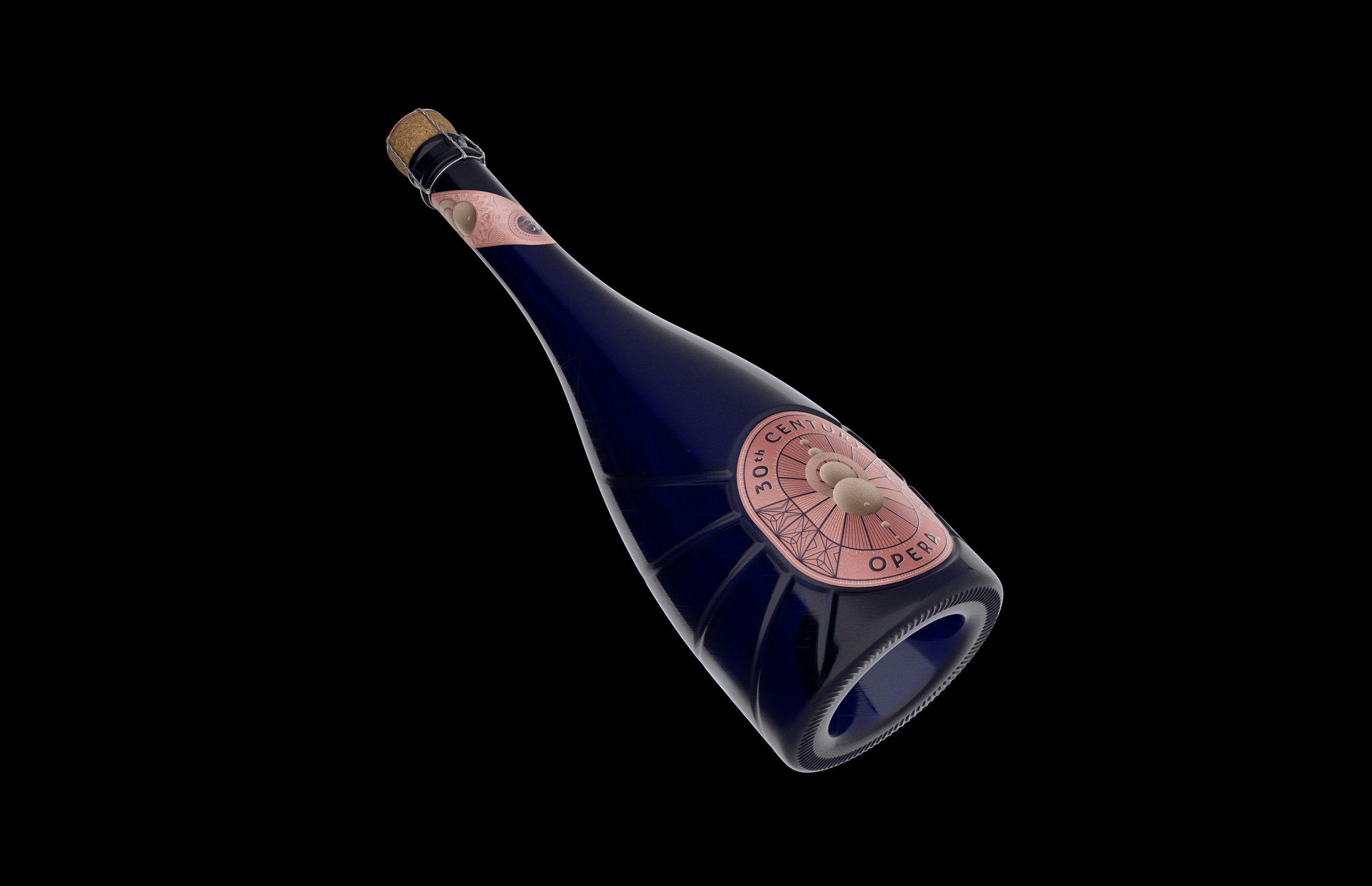30th Century Opera Wine | NYX Marcom Awards