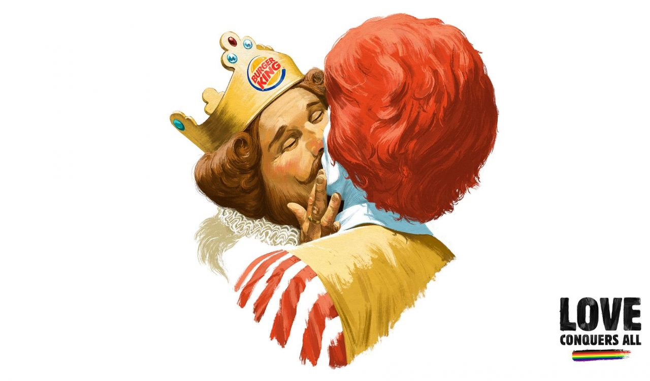 Burger King Pride
