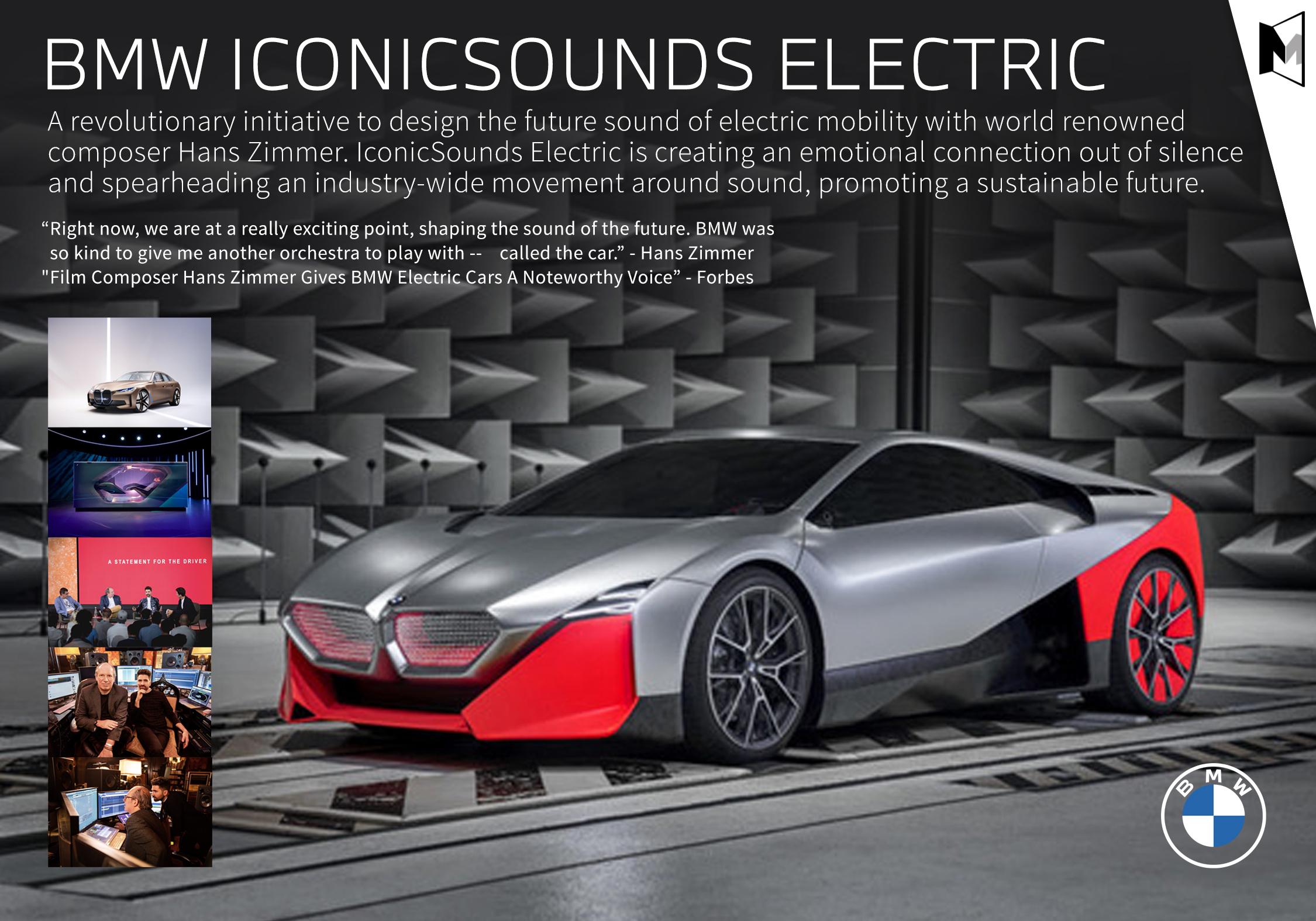 BMW IconicSounds Electric   Vega Awards