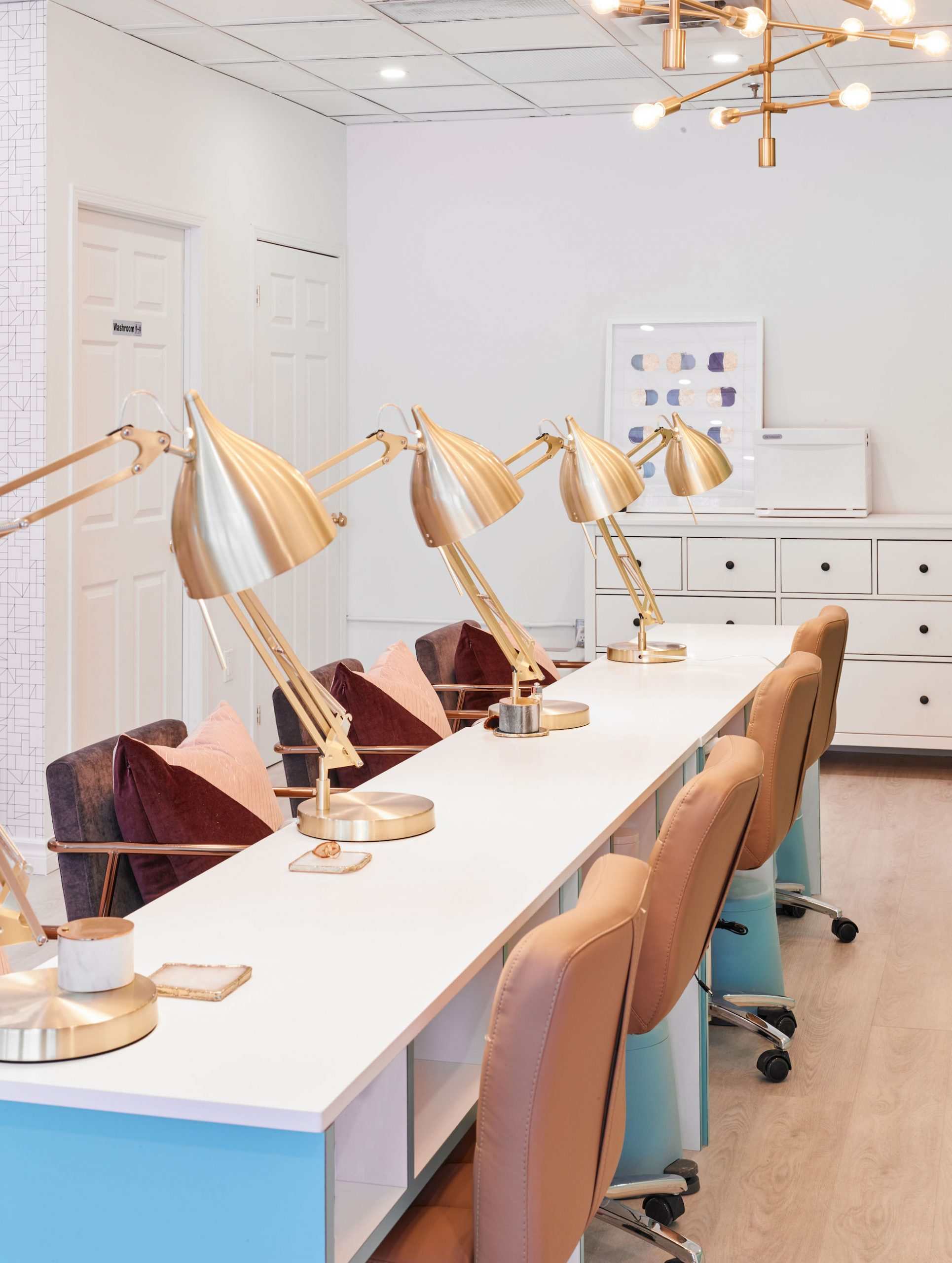 The Cube Nail Lab | MUSE Design Awards