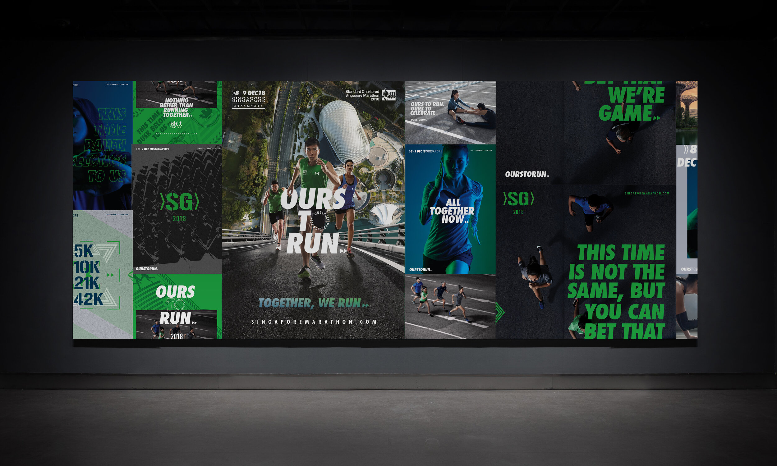 Standard Chartered Singapore Marathon 2018 | Paradox Media | MUSE Creative Awards