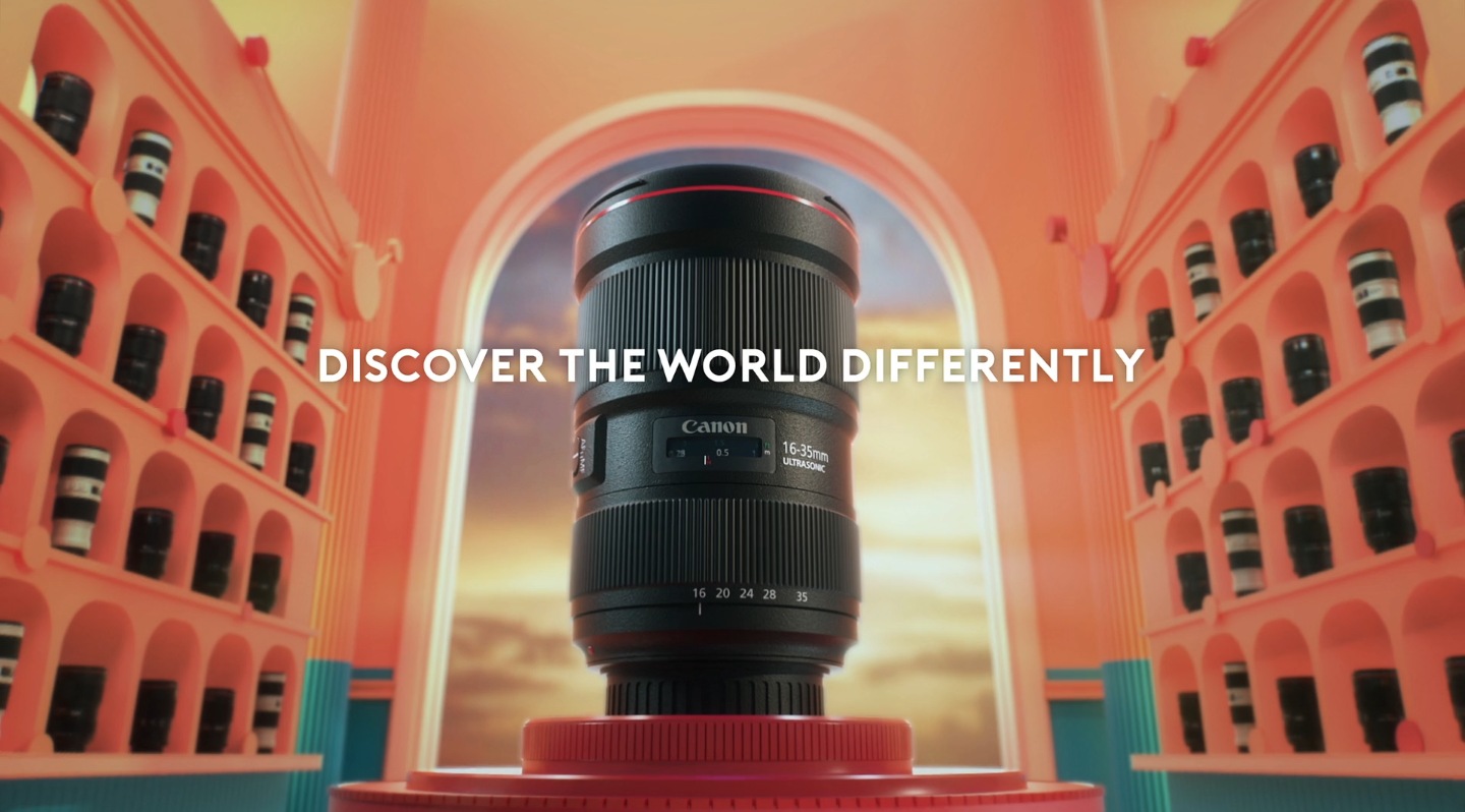 See the World Differently | Paradox Media | MUSE Creative Awards