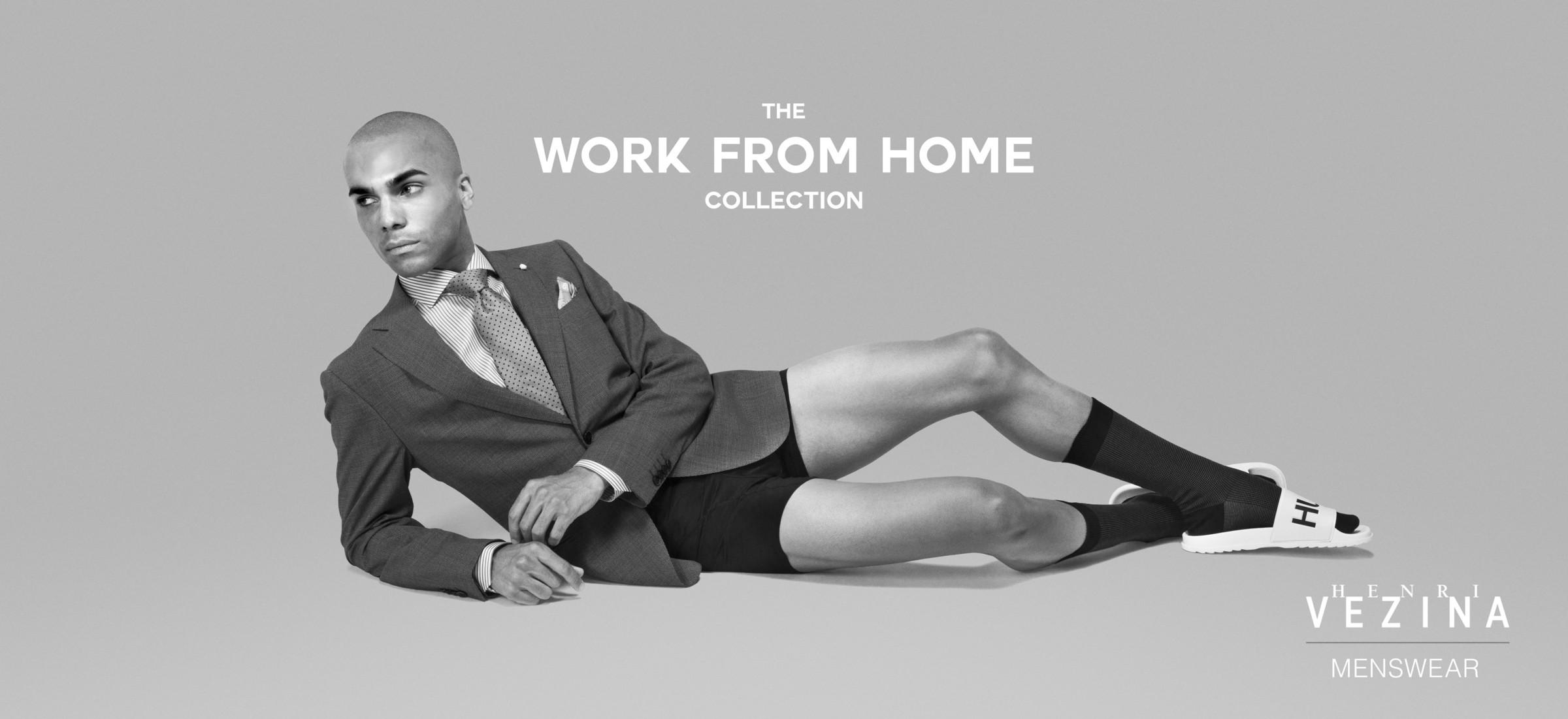 The Work From Home Collection | Henri Vézina