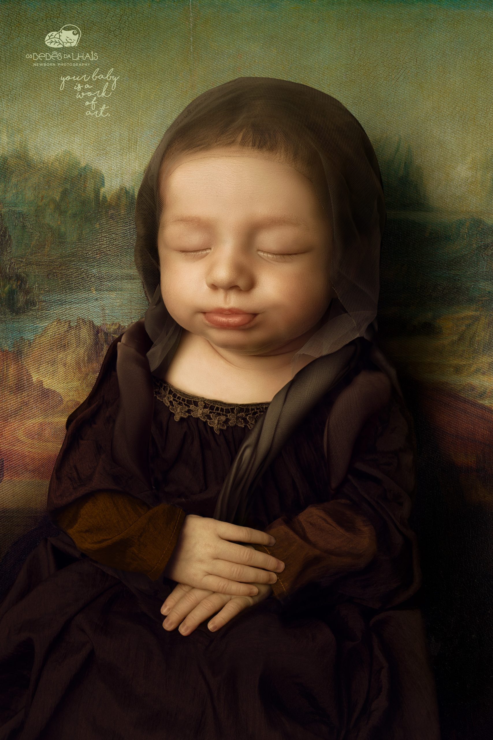 Your baby is a work of art | MUSE Creative Awards