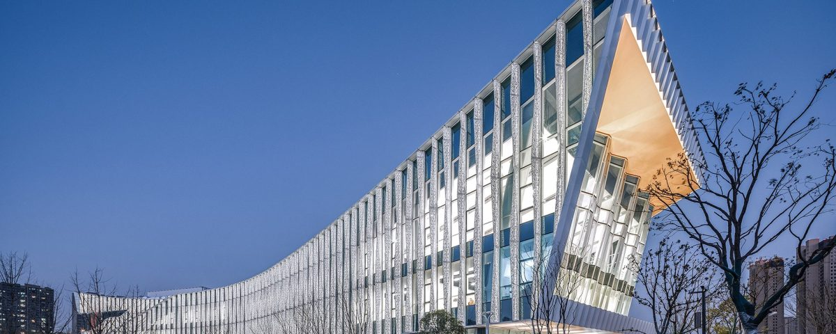 Nantong Development Zone Public Cultural Center | MUSE Design Awards