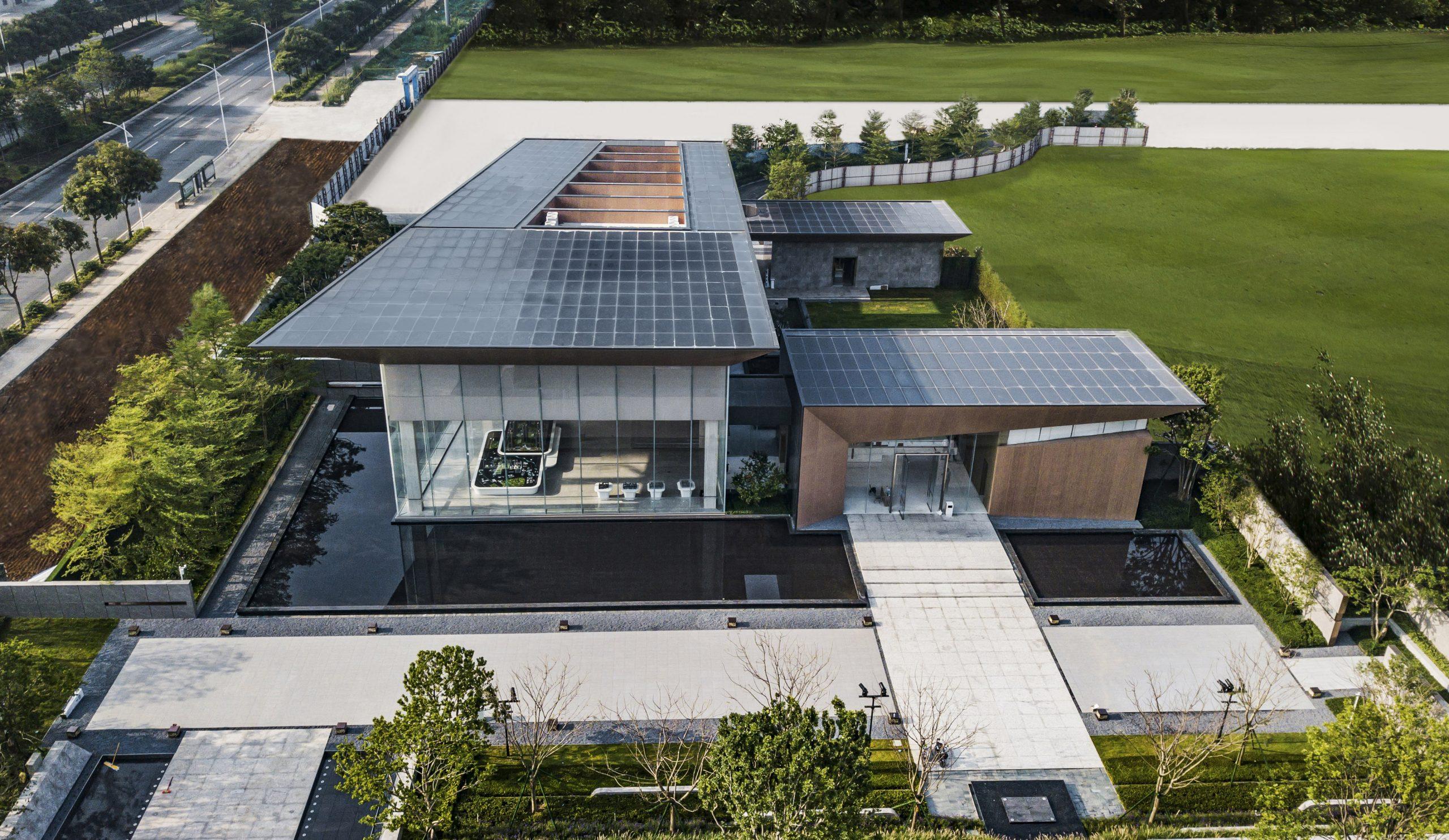 Fukang No. 1 City Hall | MUSE Design Awards