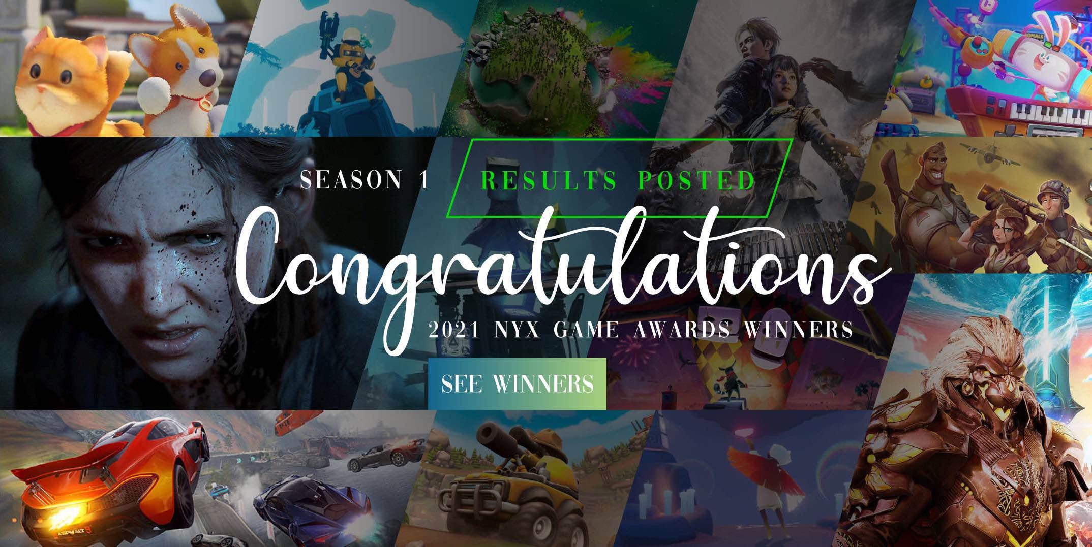 NYX Game Awards