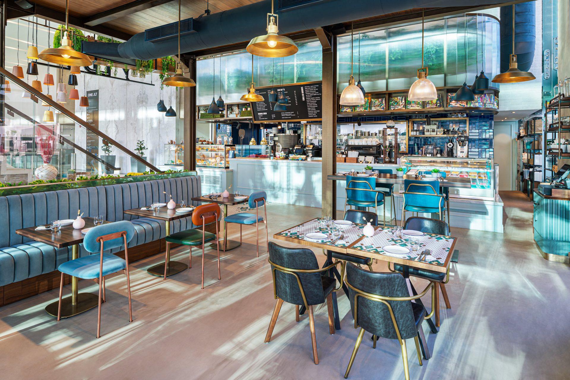 London Dairy Cafe | MUSE Design Awards