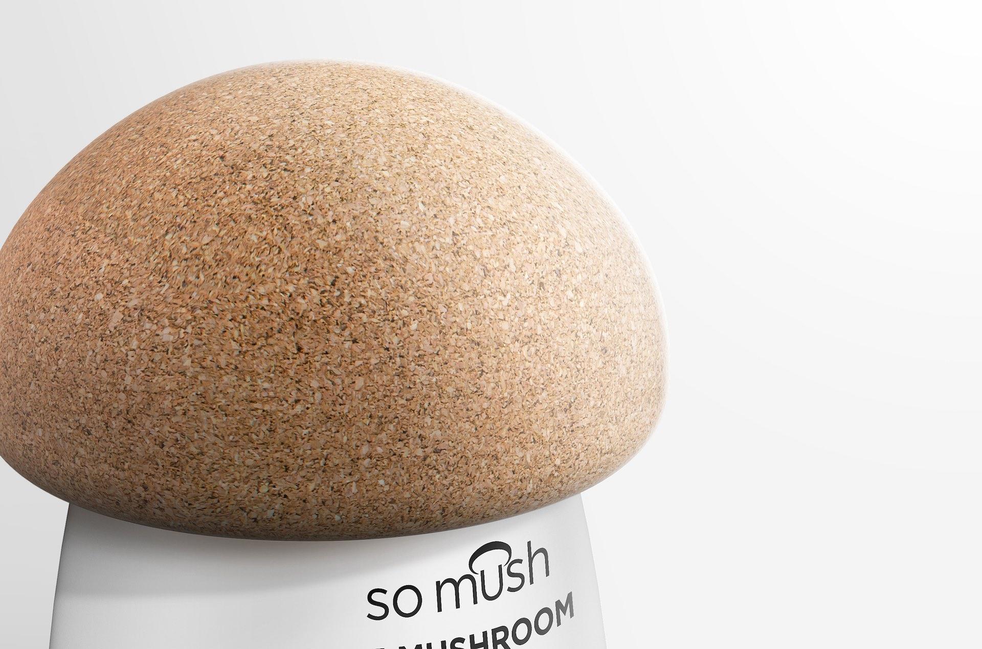 So Mush Supplement Packaging Design   MUSE Design Awards