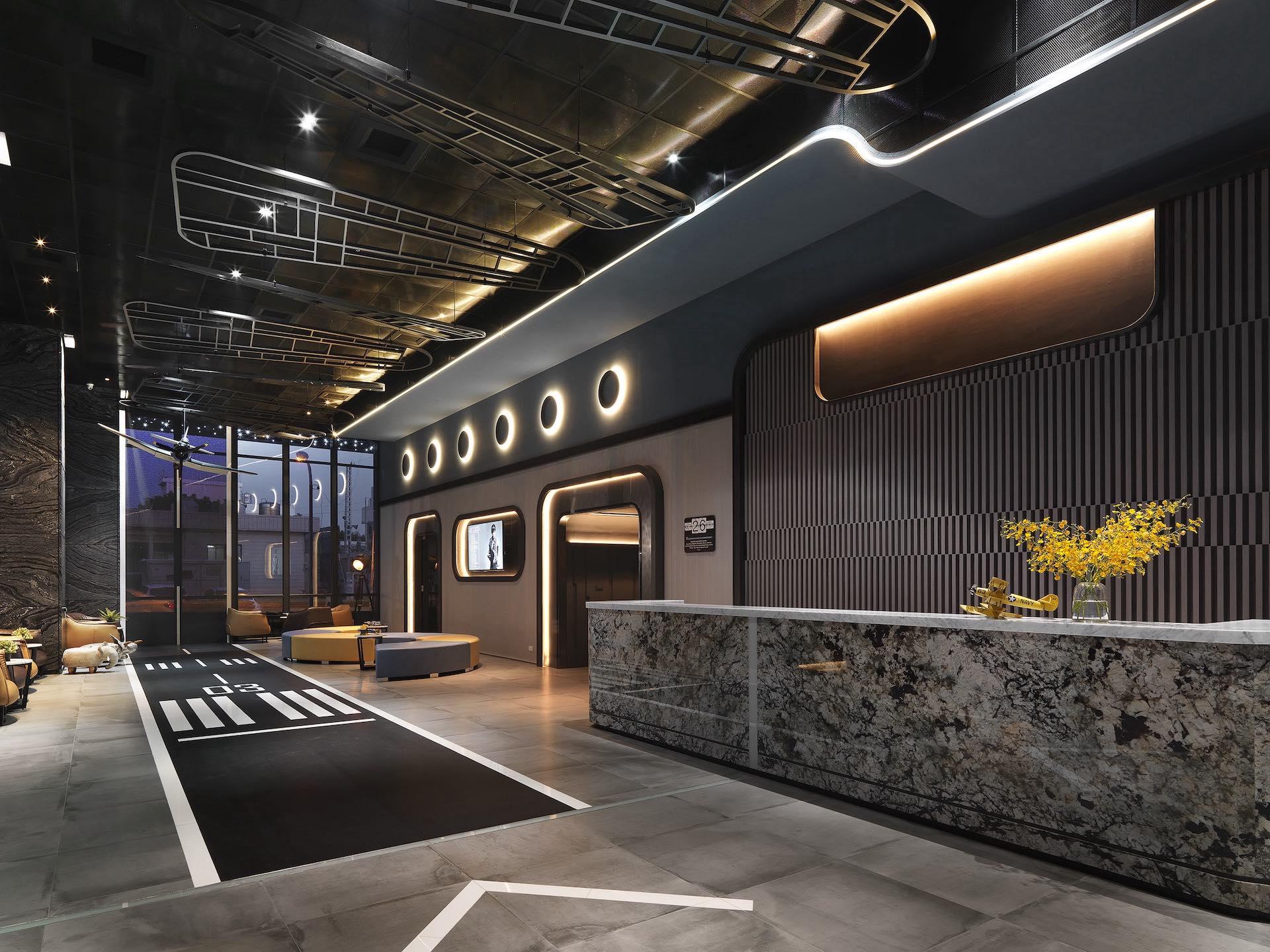 Explore Hotel | MUSE Design Awards