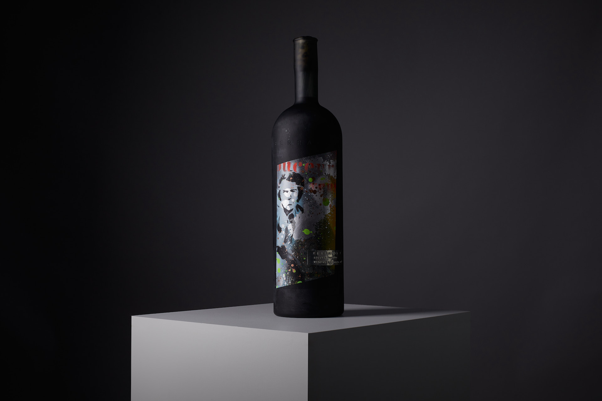 Perrarus 2, The Hermes of the Wine Industry   MUSE Design Awards