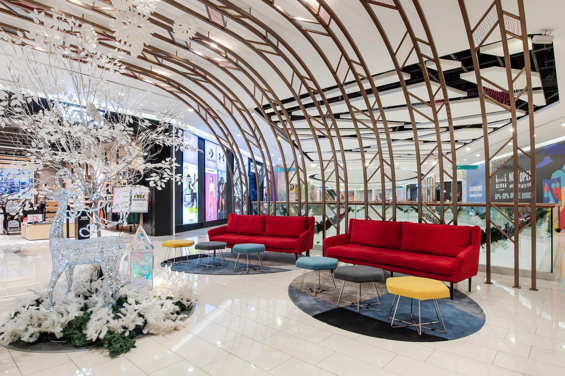 KL East Mall | MUSE Design Awards