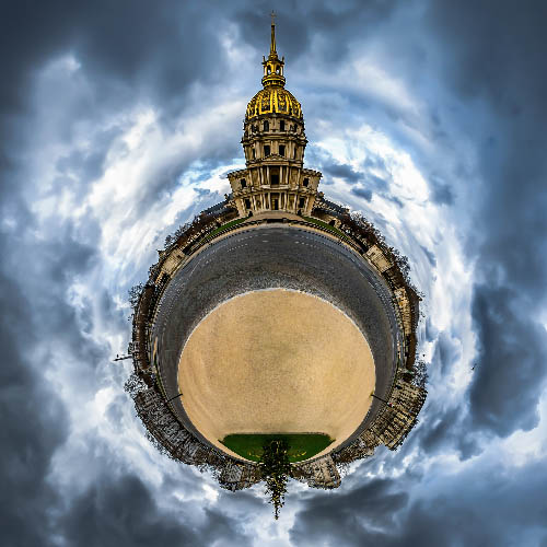 Paris Atmos-Sphere